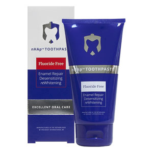 Toothpaste Preventive Dental Usa Nhap Fluoride Free Nano